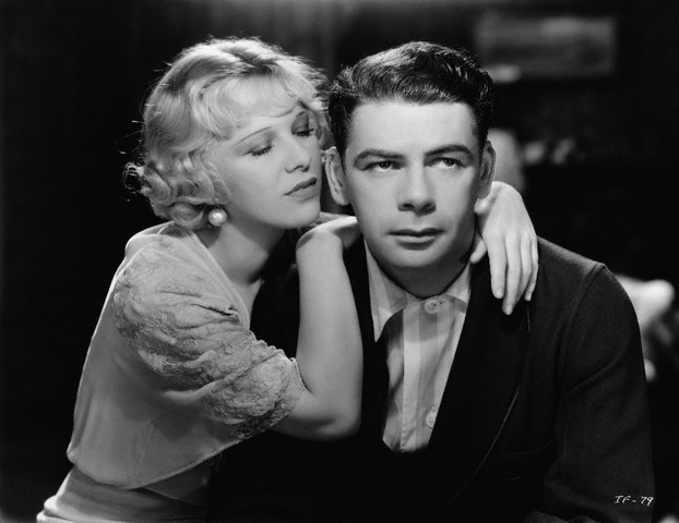 Glenda Farrell and Paul Muni in I Am a Fugitive from a Chain Gang