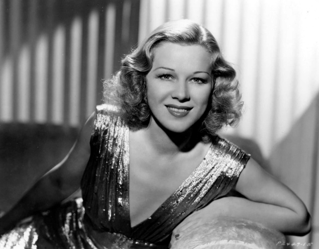 Glenda Farrell Glamor Photo