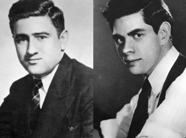 Jerry Siegel and Joe Shuster