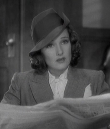 Lola Lane as Torchy Blane.